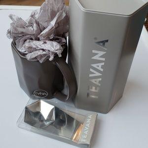TEAVANA  3 PICECS brand new